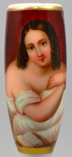 D0955-0 Malerei Im Bett