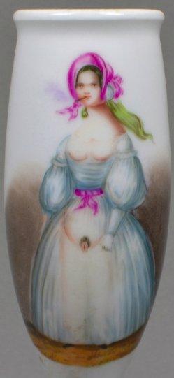 D1352-0 Malerei Grisette