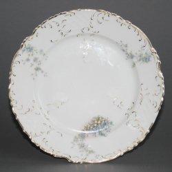 Buckauer Porzellanmanufaktur, Abendbrotteller, um 1897, D0558-072-14