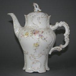 Buckauer Porzellanmanufaktur, Kaffeekanne, 1897-1904, D0600-110-15