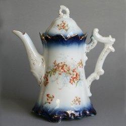 Buckauer Porzellanmanufaktur, Kaffeekanne, um 1897, D0521-082-14