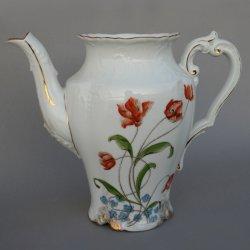 Buckauer Porzellanmanufaktur, Kaffeekanne, um 1900, D0793-064-22