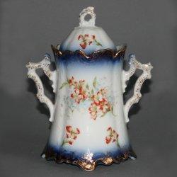 Buckauer Porzellanmanufaktur, Zuckerdose, um 1897, D0519-075-14