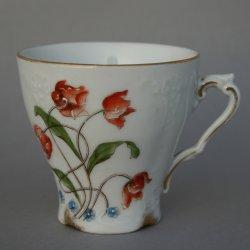 Buckauer Porzellanmanufaktur, Tasse, um 1900, D0797-168-22