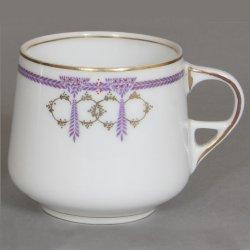 Buckauer Porzellanmanufaktur, Tasse und Untertasse um 1907, D0530-021-20