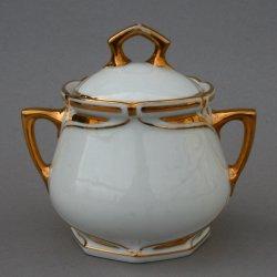 Buckauer Porzellanmanufaktur, Zuckerdose um 1904, D0862-081-18