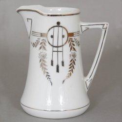 Buckauer Porzellanmanufaktur, Milchkännchen um 1904, D0474-013-19
