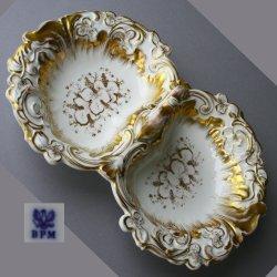 Buckauer Porzellanmanufaktur, Cabaret um 1846, D0651-041-00