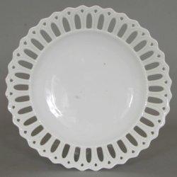 Buckauer Porzellanmanufaktur, Durchbruchschale um 1900, D0469-010-00
