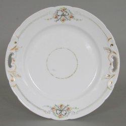 Buckauer Porzellanmanufaktur, Kuchenschale um 1886, D0507-015-00
