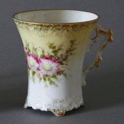 Buckauer Porzellanmanufaktur, Tasse und Untertasse, um 1897, D0605-606-071-14
