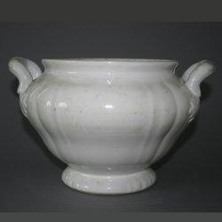 Buckauer Porzellanmanufaktur, Terrine groß um 1875, D0609-117-38