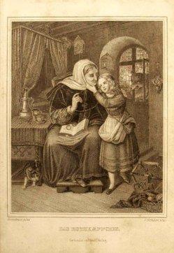 Carl August Schuler (1804-1859), Stahlstich, nach Kretzschmer, A0064