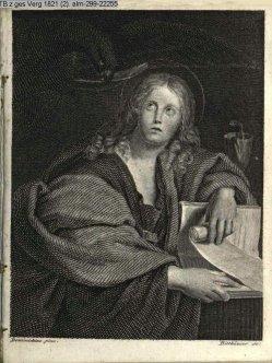 Johann Pleikard Bitthäuser (1774-1859),Kupferstich, Johannes, A0066
