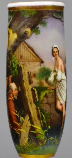 Susanna im Bade, Porzellanmalerei, Erotik, Pfeifenkopf, D2046_bearbeitet-1