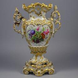 Buckauer Porzellanmanufaktur, Prunkvase um 1845, D0712-105-00