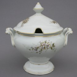 Buckauer Porzellanmanufaktur, Terrine 1890-1926, D0781-037-24