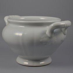 Buckauer Porzellanmanufaktur, Terrine, klein ohne Deckel um 1900, D0807-117-38