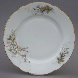 Buckauer Porzellanmanufaktur, Tiefer Teller 1890-1926, D0768-034-24