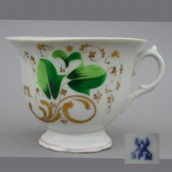Buckauer Porzellanmanufktur, Andenken-Tasse um 1848, D0720-182-00
