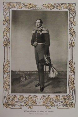 Franz Krüger (1797-1857), Friedrich Wilhelm III, Gemälde
