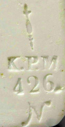KPM 426 Marke