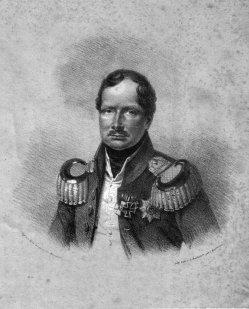 L. Sachse & Co., Friedrich Wilhelm III, Lithographie, nach Krüger, D1991