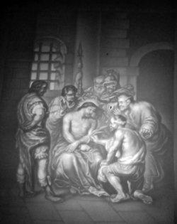 PPM 180 – Jesus im Richthaus nach van Dyck
