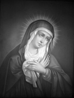 PPM 252 – Madonna dolorosa