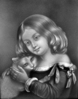 PPM 254 – Kind mit Katze