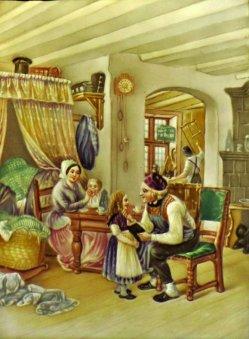 PPM 457 – Grossvaters Liebling, nach Meyerheim, koloriert