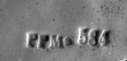 PPM 584, Hundetanz-Marke