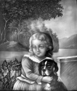 HPM 61 – Knabe mit Hund