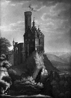 KPM 261 - Das Schloss Lichtenstein