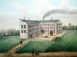 Buckauer Porzellanmanufaktur, 1843, Feldweg, St657a