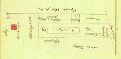 Buckauer Porzellanmanufaktur, 1868, Situationsplan, Rep C 29, XIV d 3 Nr. 90 Bl.3v-4r