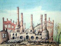 Buckauer Porzellanmanufaktur, 1872, Stiftstraße 12-13, St657c