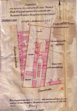 Buckauer Porzellanmanufaktur, 1916, Teilverkauf A-B-C-D an Schäffer & Budenberg, Privatbesitz Dauer
