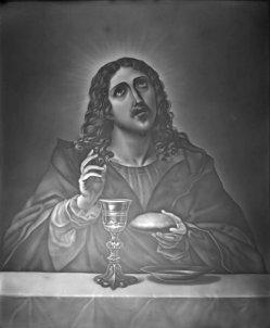 Meißen 80 – Christus mit Kelch nach Dolci