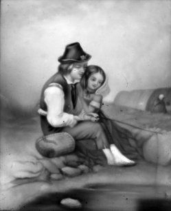 HPM 12 – Der angelnde Zigeunerknabe, nach Hicks