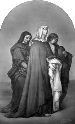 HPM 148 - Die drei Marien, nach Landelle