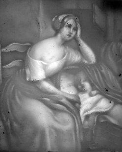 HPM 20 - Die verlassene Mutter nach Wappers