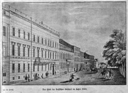 Berlin, Russische Botschaft 1840, A0138