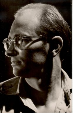 Dieter Borchhardt, (6.12.1931 Emmeringen, Kr. Oschersleben) um 1960