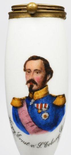 Herzog Ernst von Sachsen-Coburg, Pfeifenkopf, D2132