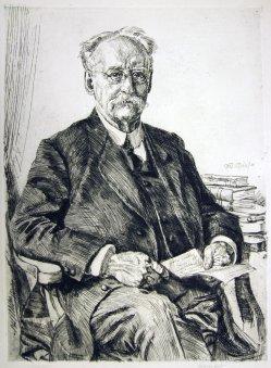 Wilhelm Giese (1883-1945), Geheimrat Vathke, 1910 (027)
