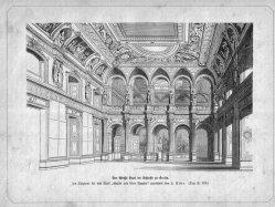 Berlin, Weißer Saal im Schloss um 1877, A0147