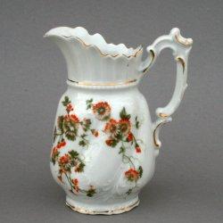 Buckauer Porzellanmanufaktur, Milchkännchen um 1900, D0863