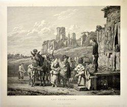 L. Garreau, Les Charlatans, Radierung nach K. Dujardin, D2175