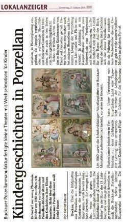 21.10.2010 Kindergeschichten in Porzellan